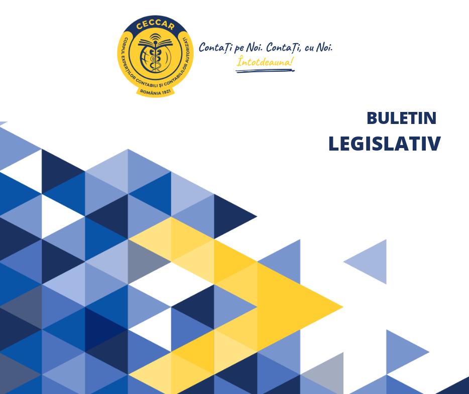 Buletin legislativ CECCAR